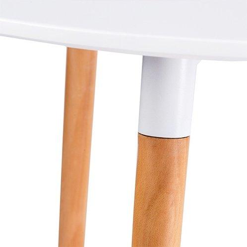 Stolik nowoczesny do jadalni salonu kuchni 60cm