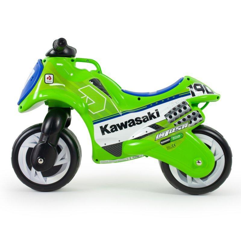Kawasaki Jeździk Motorek Biegowy dla dzieci Injusa