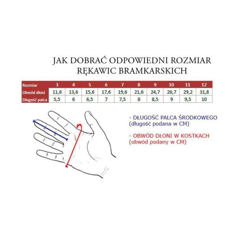 Rękawice Bramkarskie BS1517 R.5