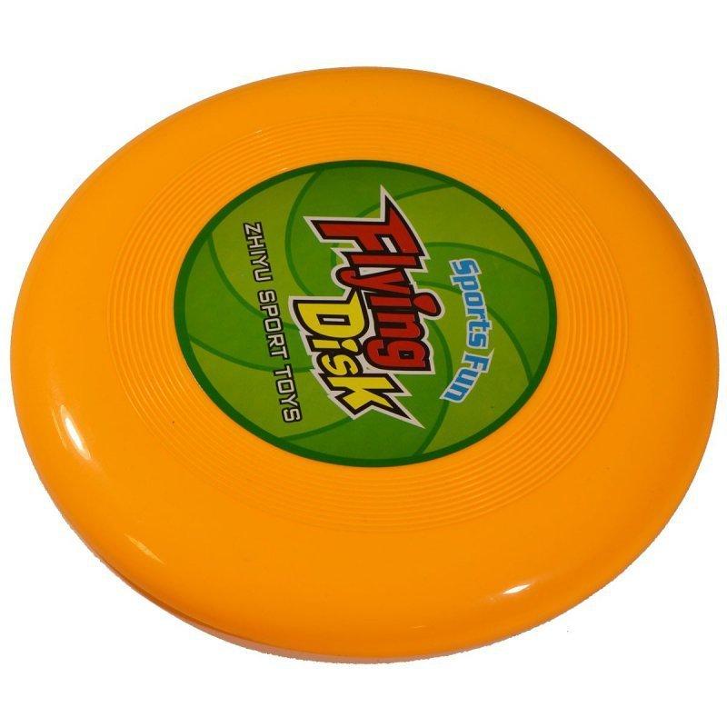 Dysk latający frisbee  23 cm czerwony