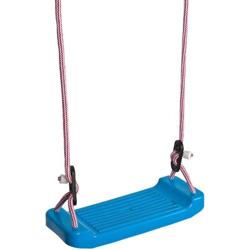 Huśtawka-ogrodowa-deska-plastikowa-niebieska