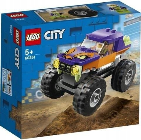 LEGO CITY Monster truck 55el