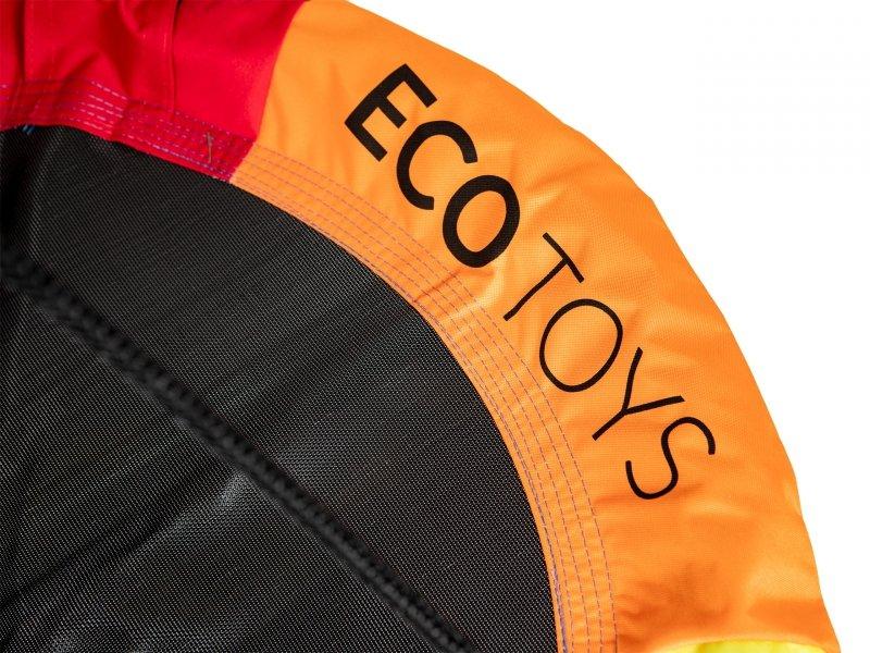Huśtawka ogrodowa bocianie gniazdo 100cm Multicolor