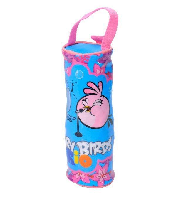 Piórnik tuba Angry Birds Rio