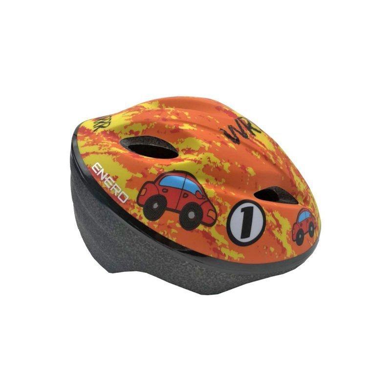 Kask rowerowy dziecięcy Car r.M 49-51Cm