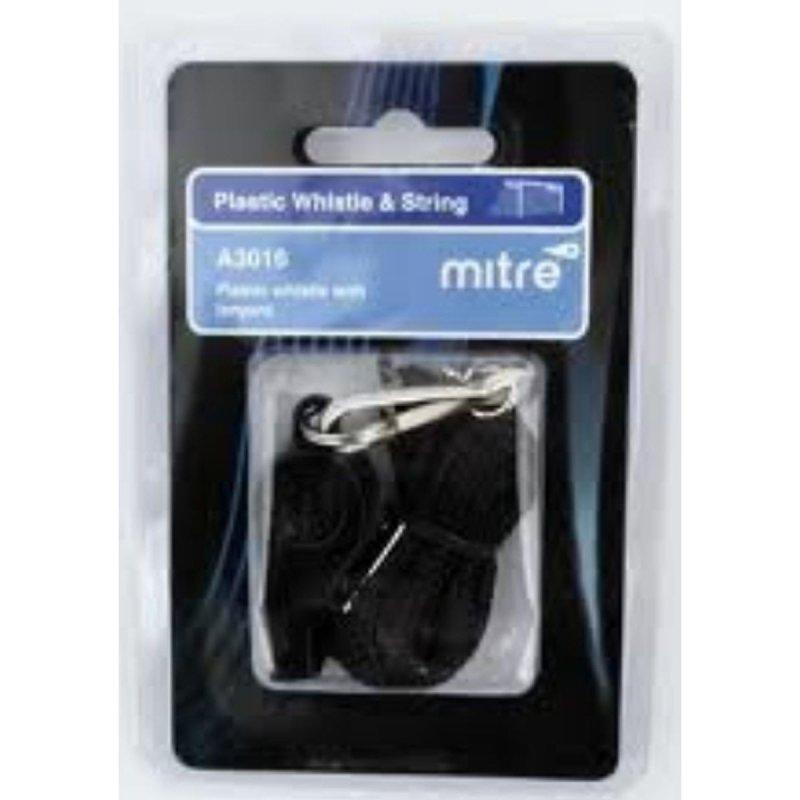 Gwizdek czarny Mitre A3016 1 Szt