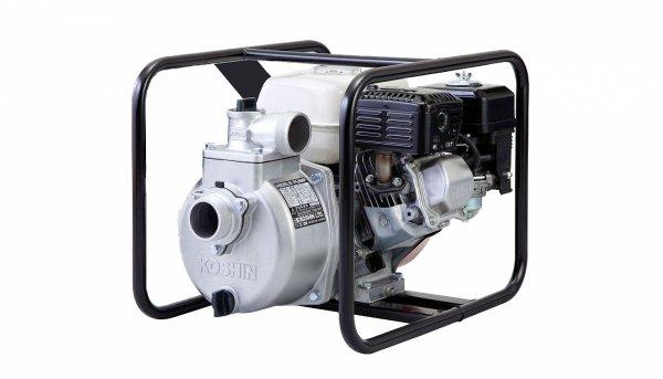 Motopompa do wody brudnej i szlamowej KOSHIN STH 50 E