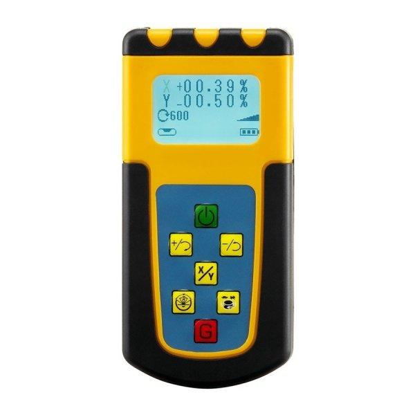 Nivel System NL610G Digital znakomity dwuspadkowy niwelator laserowy.