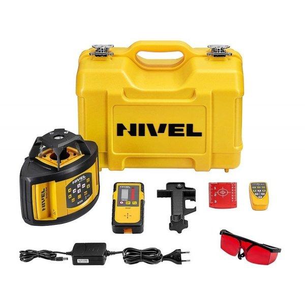 Nivel System NL520 zestaw  z statywem i łatą