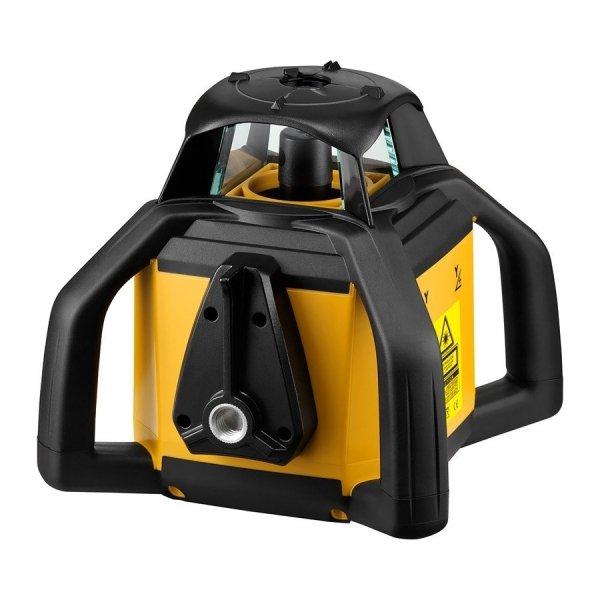System NL610G Digital znakomity dwuspadkowy niwelator laserowy z łatą i statywem