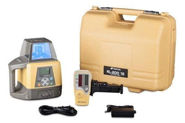 Topcon RL-200 2S najlepszy niwelator laserowy