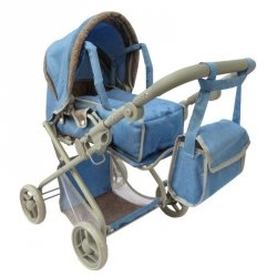 Wózek dla lalek 9379