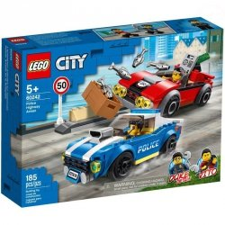 City aresztowanie na autostr.
