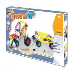 Konstruktorek traktor