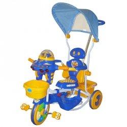 Rowerek 2890ac blue/orange ufo