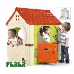 FEBER Domek Ogrodowy dla Dzieci Fantasy Skrzynka na Listy