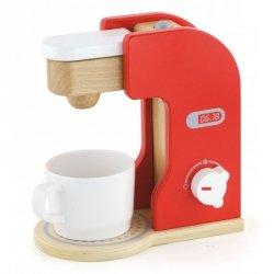 Viga Toys Drewniany Ekspress Do Kawy Coffee Maker Kubek Kapsułka