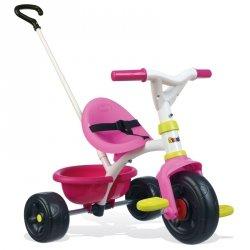 SMOBY Rowerek Trókołowy Be Fun Różowy