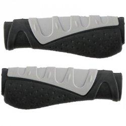 Chwyty rączki gripy kierownicy profilowane 12cm Dunlop kpl 2szt