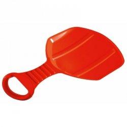 Ślizg jabłuszko zjazdowe Apple soft czerwony