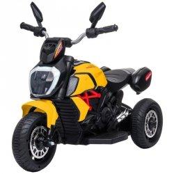 Motor elektryczny avalon żółty 1033044