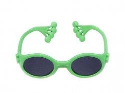 Okulary przeciwsłoneczne dla dzieci green 6m+ ANIMAL SUNGLASSES
