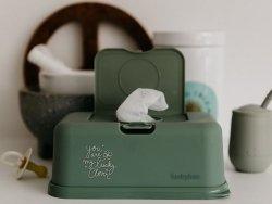 Pojemnik na chusteczki Olive lucky clover FUNKYBOX
