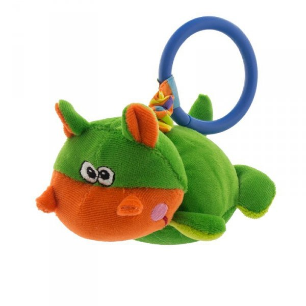 Zabawka wibrujaca hippo