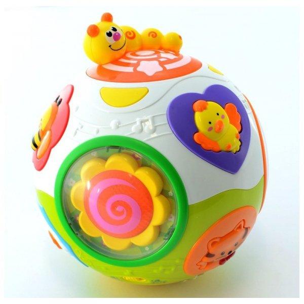 Zabawka szczęśliwa piłka
