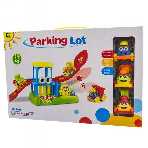 Zabawka parking-zjeżdż 862311