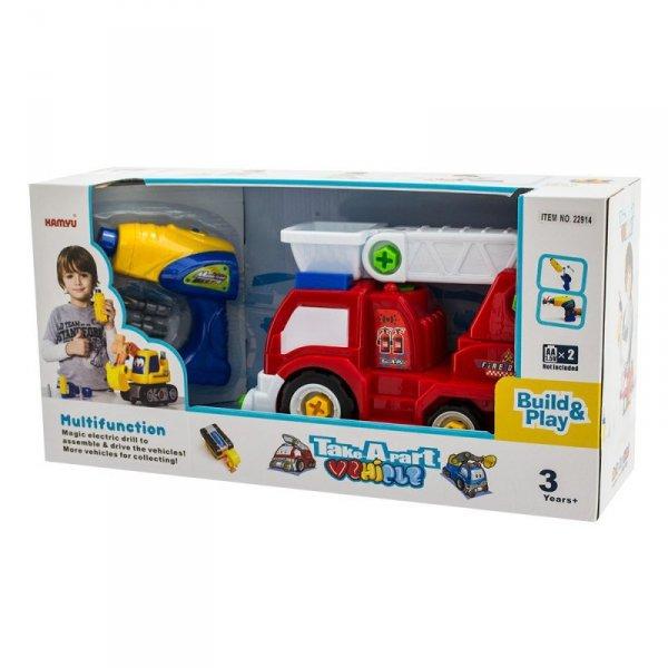 Zabawka straż 0864868