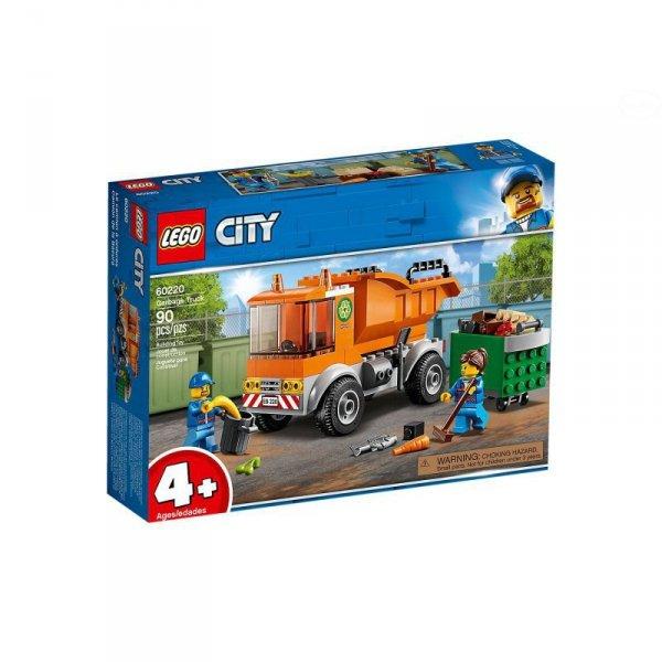 City śmieciarka