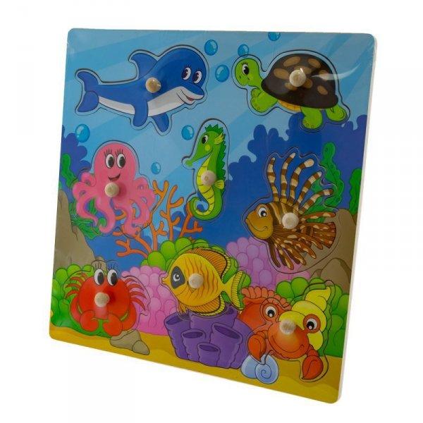 Zab puzzle 30x30 ocean