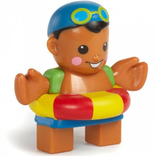 Little Tikes Figurka Pływak Klocki Wafle