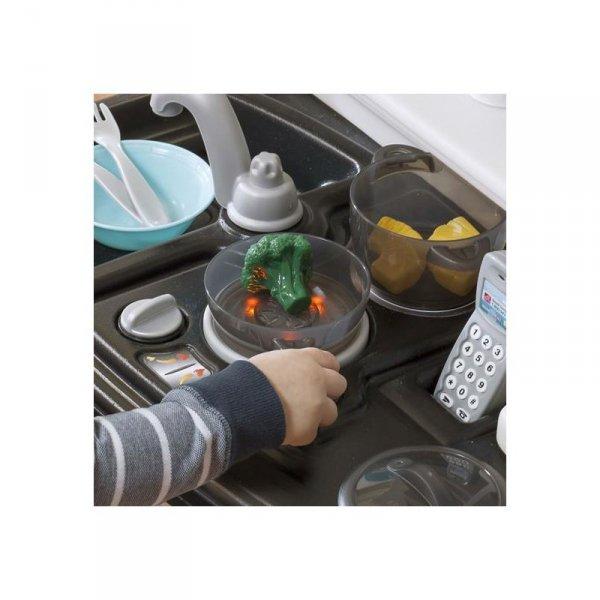 STEP2 Kuchnia Kompaktowa Ekspres Mikrofalówka Kran