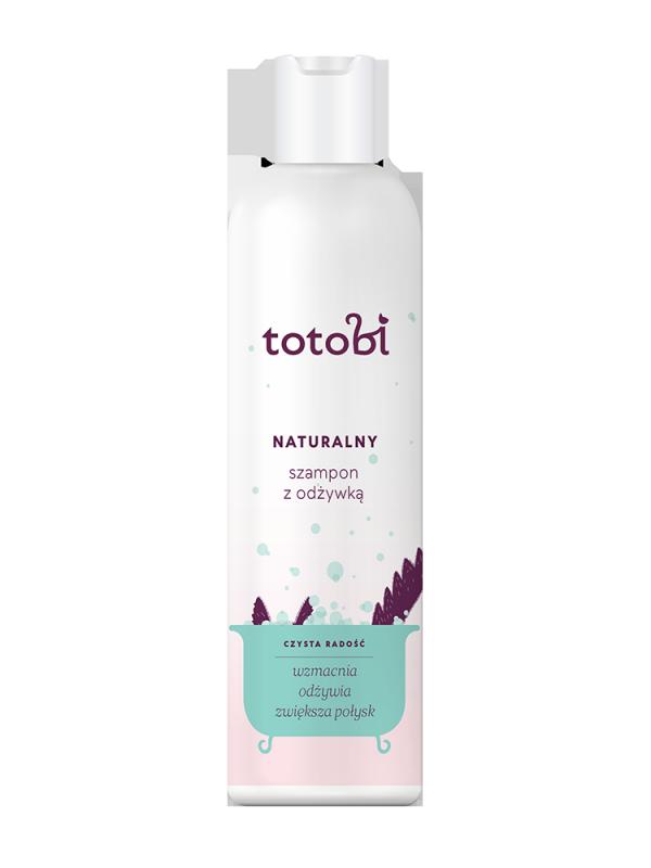 Naturalny szampon z odżywką do skóry i sierści wszystkich psów i kotów