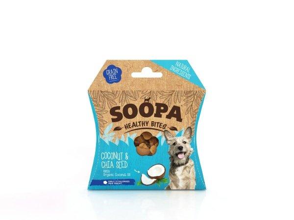 SOOPA Kokos & Nasiona ChiaTreningówki (50g)