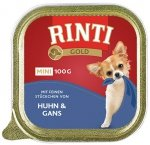 Rinti 92022 Mini Gold 100g Kurczak / Gęś