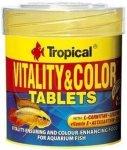 Trop. 20722 Vitality&Color Tablets 50ml/36g 80szt