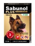 Sabunol 1520 Obroża Plus dla psa 75cm