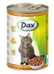 Dax 10884 Puszka dla kota 415g Kawałki z drobiem
