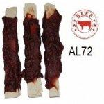 Adbi AL 72 Paski z ryby owijane wołowiną 500g
