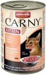 Animonda 83715 Carny Kitten Woł Cielęc Kurcz 400g