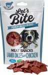Brit Lets Bite Snacks Lamb Dices Chicken 80g