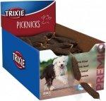 Trixie 2748 Kiełbasa z wołowiną 8cm 200szt/op