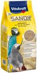 Vitakraft 0107 Sandy 2,5kg - Piasek dla dużych