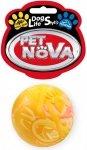Pet Nova 0683 Piłka multikolor pełna 5cm vanilia