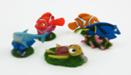Hailea H1504S/6 Figurki z bajki (6 wzorów) dekor