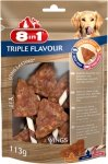 8in1 144663 Przysmak Triple Flavour Wings 6szt.
