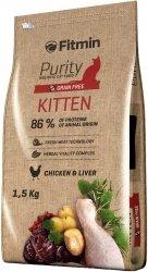 Fitmin Cat 1,5kg Purity Kitten